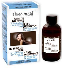 Vai alla scheda dettagliata di dhermaoil olio lino puro 100ml