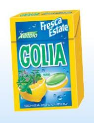 Vai alla scheda dettagliata di golia activ lemon herbs 49g