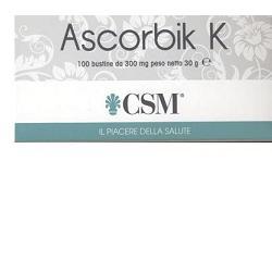 ASCORBIK K 100BUST
