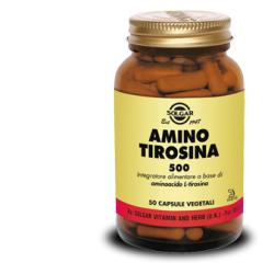 AMINO TIROSINA 500 50CPS VEG