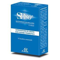 SB80 10BUST OROSOLUBILI