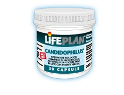 CANDIDOPHILUS 30CPS 18G