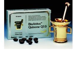 BIOATTIVO QUINONE Q10 30 CAPSULE