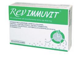 REV IMMUVIT 20CPS