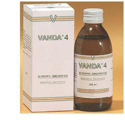 VANDA 4 SCIROPPO 200ML