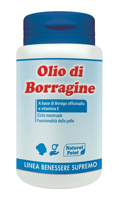OLIO BORRAGINE 50PRL