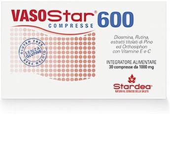 VASOSTAR 600 30CPR