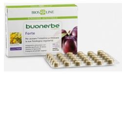 BUONERBE FORTE 60CPR BIOSLINE