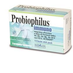 PROBIOPHILUS IMMUNO 12 BUSTINE 24 G