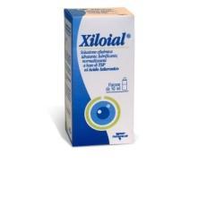 XILOIAL SOL OFTALMICA 10ML