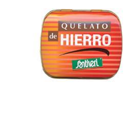 CHELATO FERRO 140CPR STV