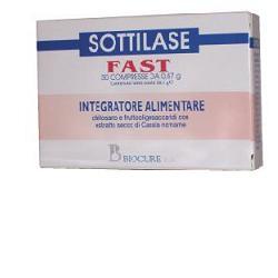 SOTTILASE FAST 30CPR