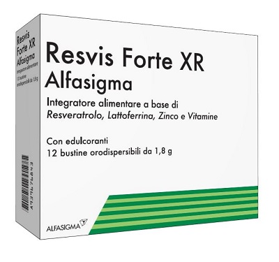RESVIS FORTE XR BIOFUTURA 12BU