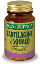BODY SPRING CARTILAGINE DI SQUALO 50 CAPSULE