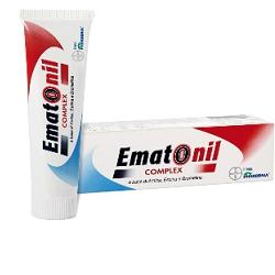 EMATONIL PLUS EMULSIONE GEL 50