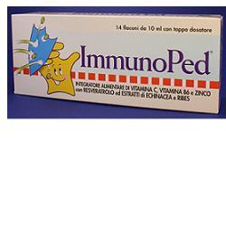 IMMUNOPED 14 FLACONCINI 10 ML
