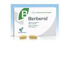 BERBEROL 30 COMPRESSE