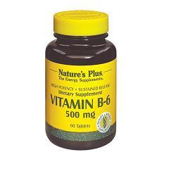 VITAMINA B6 PIRIDOSS 500