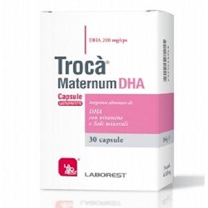 TROCA\' DHA 30 CAPSULE
