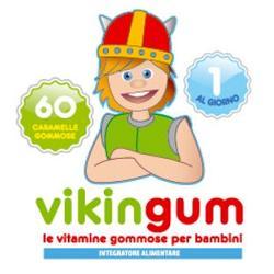 VIKINGUM MULTIVIT 60CARAM GOMM