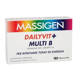 MASSIGEN DAILYVIT+MULTIB 30CPR