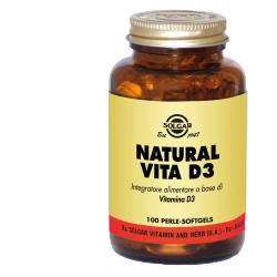 NATURAL VITA D3 100PRL