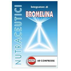BROMELINA 60CPR
