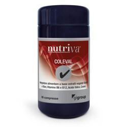 NUTRIVA COLEVAL 60CPR