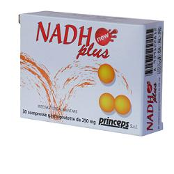 NADH PLUS NEW 30CPR