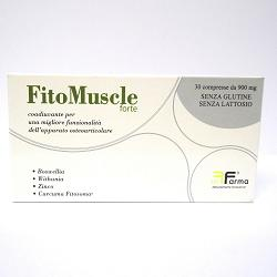 FITOMUSCLE FORTE 30CPR