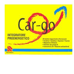 CAR-GO CARDIO 20 BUSTINE DA 4 G