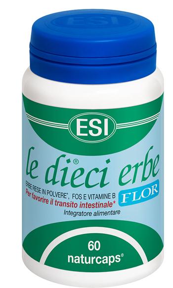 LE DIECI ERBE FLOR 60CPS