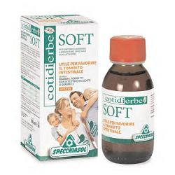 COTIDIERBE SOFT SCIROPPO 100ML