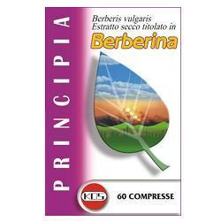BERBERINA DA BERBERIS VULGARIS ESTRATTO SECCO 60 COMPRESSE