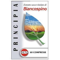 BIANCOSPINO ESTRATTO SECCO 60 COMPRESSE