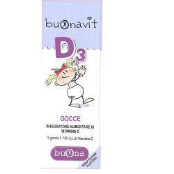 BUONAVIT D3 12ML