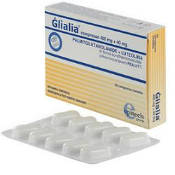 GLIALIA 400MG+40MG 20CPR RIVES