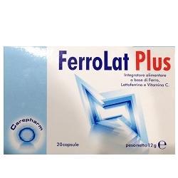 FERROLAT PLUS 20CPS