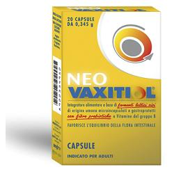 NEOVAXITIOL 20CPS