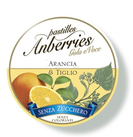 ANBERRIES ARANCIA&TIGLIO S/Z