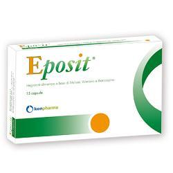 EPOSIT 15 CAPSULE 18,6 G