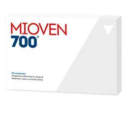 MIOVEN 700 20 COMPRESSE ASTUCCIO 20 G