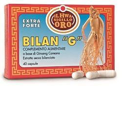 GINSENG BILAN-G 40 CAPSULE