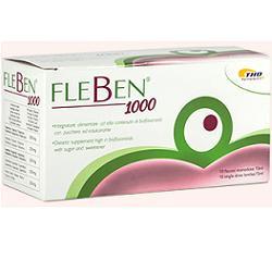 FLEBEN 1000 10FL 15ML