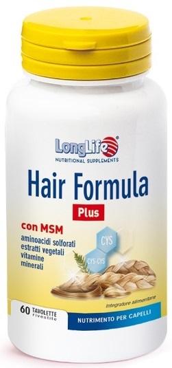 LONGLIFE HAIR FORMULA PLU60TAV