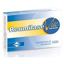 REUMILASE VISC 20CPR