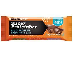SUPERPROTEINBAR SUPERIOR CHOCOLATE 70 G