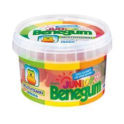 BENEGUM J MULTIVITAMINICO + FERRO CARAMELLE 130 G