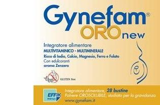 GYNEFAM ORO NEW 28BUST OROSOLU