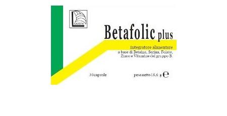 BETAFOLIC PLUS 30CPS